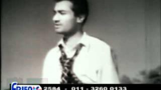 Ziddi (1948) Marne ki duayen kyon mangu_Kishore Kumar First film song Picturized on Dev Anand