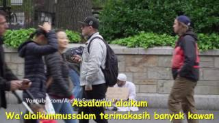 Sedih :( Ketika Muslim Jadi Pengemis Di Amerika
