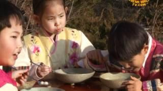 A Cozy, Snowy Lunar New Year with  Korean Ddeokguk & Yakgwa  (In Korean)