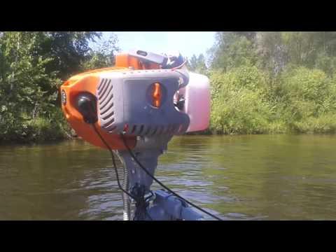 купить лодочный мотор carver в омске