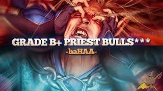 Grade B+ Priest BS