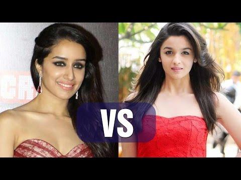 Alia Bhatt's Mischievous Image VS Shraddha Kapoor's Plain Jane Image | Big Story