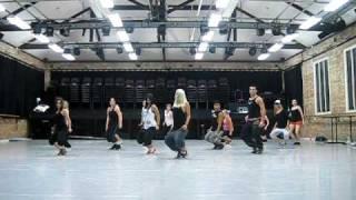'gangsta for life' Rihanna choreography by Jaz Meakin