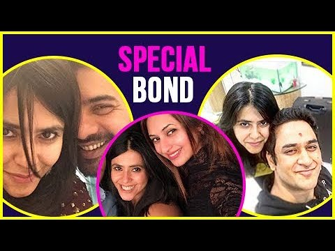 Xxx Mp4 TV Celebs Who Share SPECIAL BOND With Ekta Kapoor Vikas Gupta Shabir Ahluwalia Divyanka Tripathi 3gp Sex
