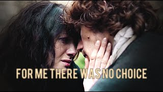 Jamie & Claire - for me there was no choice (1x09)