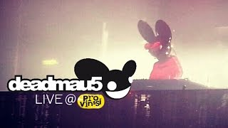 deadmau5 - Some Chords (Live Intro Version) LIVE @ Provinssi 2015