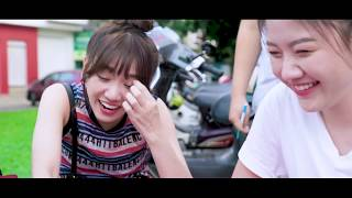 Hari Won - Lê Giang - Tuấn Trần - Huỳnh Ân    Siêu Ham Ăn   Bánh Bèo Ngon Nhất Sài Gòn