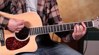 How to play Let Her Go by Passenger - Easy Acoustic guitar Lessons