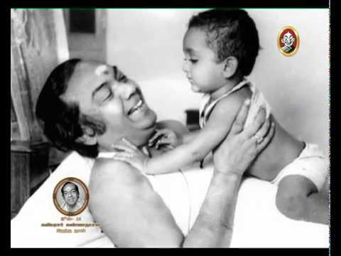 Kannadasan Birthday Rare Images Ananda Vikatan