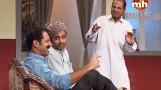 BEST COMEDY OF BHAGWANT MANN | JUGNU HAZIR HAI | EPISODE-49 SEG-1 | MH ONE MUSIC