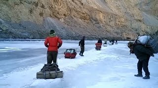 Chadar Trek Zanskar Ladakh - Thrilling Walk on the Frozen River - Ladakh Tourism