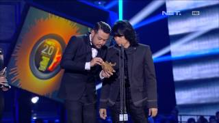 NET 2 0 presents Indonesian Choice Awards 2015 - Song of the year