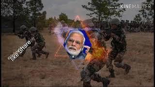 Jay Sri Ram Vs Dialogue....Dj song...India Surgical strike....Pulwama attack....