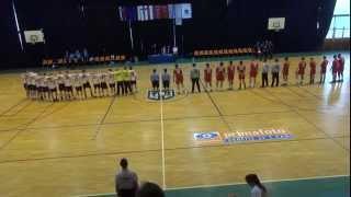 EU mladinske rokometne kvalifikacije -  Estonija - Turčija