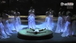 中最性感舞剧《莲》自金瓶梅 尺度太大曾遭禁 China 's sexiest ballet  Lotus from Jin Ping Mei scale too large had