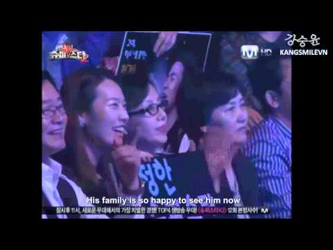 [Engsub] [Kangsmilevnsub] We're Superstar K ep 3 - Kang Seung Yoon cut