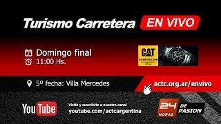 05-2017) Villa Mercedes: Domingo Series TC y Finales