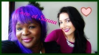 *HUMOUR*  coco et Sanaa : Que faire si ton mec te trompe!!!!!!