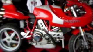 Brookside Motorcycle Company 2002 Ducati MH900E Michael Hailwood Edition