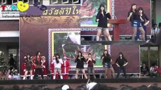 TYN B.D. QuickCam - Dancing Talent Show II in X-Mas 2010 of B.D.