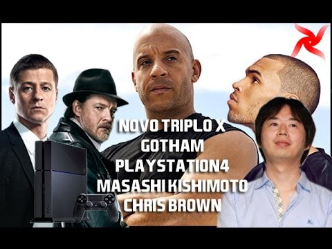 Xxx Mp4 Vin Diesel Em Novo Triplo X E Novo Trailer De Gotham Super Nova 3gp Sex