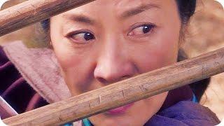 CROUCHING TIGER, HIDDEN DRAGON 2: SWORD OF DESTINY Trailer 3 (2016) Netflix Martial Arts Movie