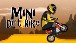 Mini Dirt Bike - FREE GAME & WALKTHROUGH