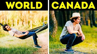 30+ Bizarre Canadian Facts Even Locals Don
