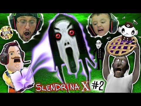 Xxx Mp4 HELLO NEIGHBOR Traps SLENDRINA X GRANNY SISTER ESCAPE EAT BLUEBERRY PIE FGTEEV Dudz Shawn 2 3gp Sex