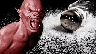 هل تعلم لماذا تكره الشياطين الملح ؟؟