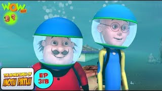 Mermaid - Motu Patlu in Hindi WITH ENGLISH, SPANISH & FRENCH SUBTITLES