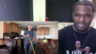 Angry Grandpa Gets Robbed Reaction!