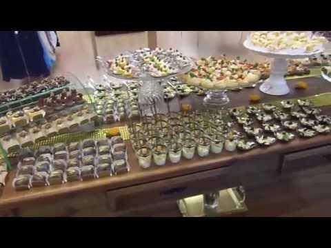 Doces finos e salgados finos Jô Bolos e Doces mesa de doces