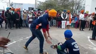 Ranjit gatka players farkpur