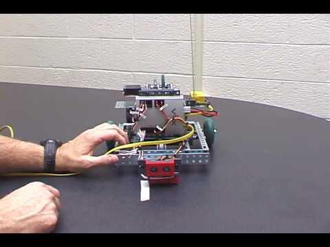 EasyC Robot Programming Tutorial Part 1 3