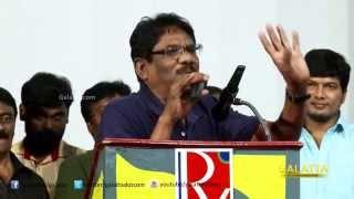Chennai Ungalai Anbudan Varaverkiradhu Audio Launch | Galatta Tamil