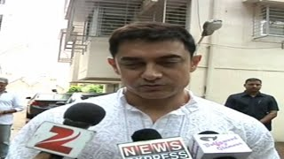 Aamir Khan Ramzan Celebrations at his home - Wishes Eid-Mubarak to all - Bollywood News