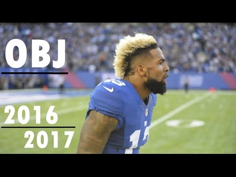 Odell Beckham Jr ||Super Star|| Highlights 2016-2017 ||HD||