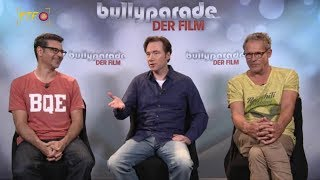 Interview mit Bully Herbig, Rick Kavanian & Christian Tramitz zu Bullyparade