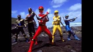 Todos os Power Rangers HD 1080p 3d