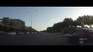 Preston Road 6/23 Red light runner & no signal light