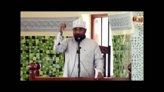 Sheikh Yusuf Abdi - Mambo Yanayofuta Madhambi (23.9.2016)