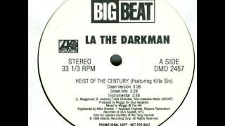 La The Darkman - Heist Of The Century (Instrumental)