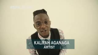 Firimu Yebisodde behind the scenes Kalifah Aganaga
