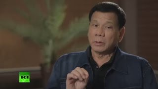 Duterte: US tells us what to do, threatens to cut assistance (EXCLUSIVE)