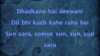 Sun Zara - Lucky  - No Time for Love (2005 )