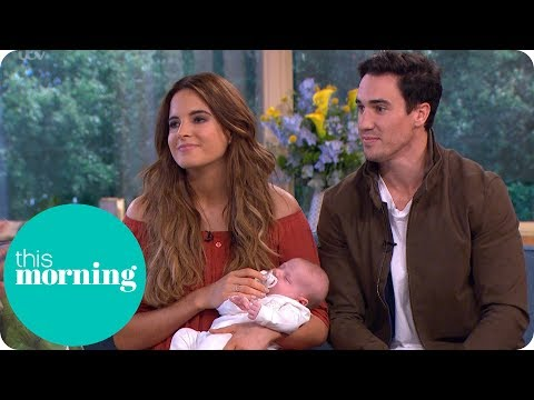 Made in Chelsea's Binky and JP Introduce Their New Baby India   This Morning