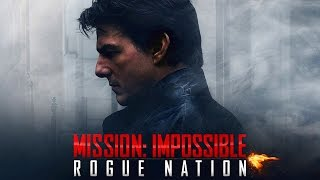 Mission: Impossible 5 Rogue Nation FULL SOUNDTRACK OST By Joe Kraemer Official