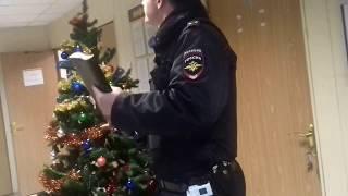 сотрудники ОМВД Ярославский прибыли в ГБУ Жилищник Ярославского района г. Москвы