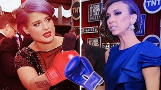 Kelly Osbourne calls Giuliana Rancic Liar on Tape - THIS WEEK IN FEUDS